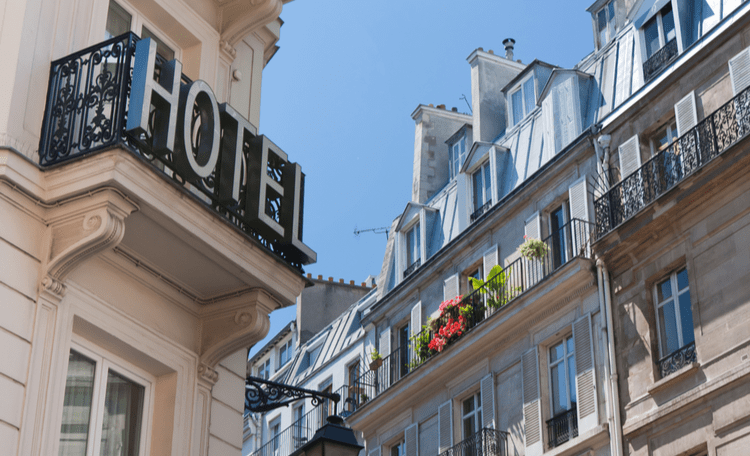 Europese Hotelmarkt