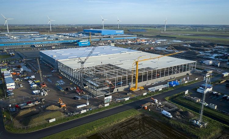 Logistiek vastgoed DC Nederland