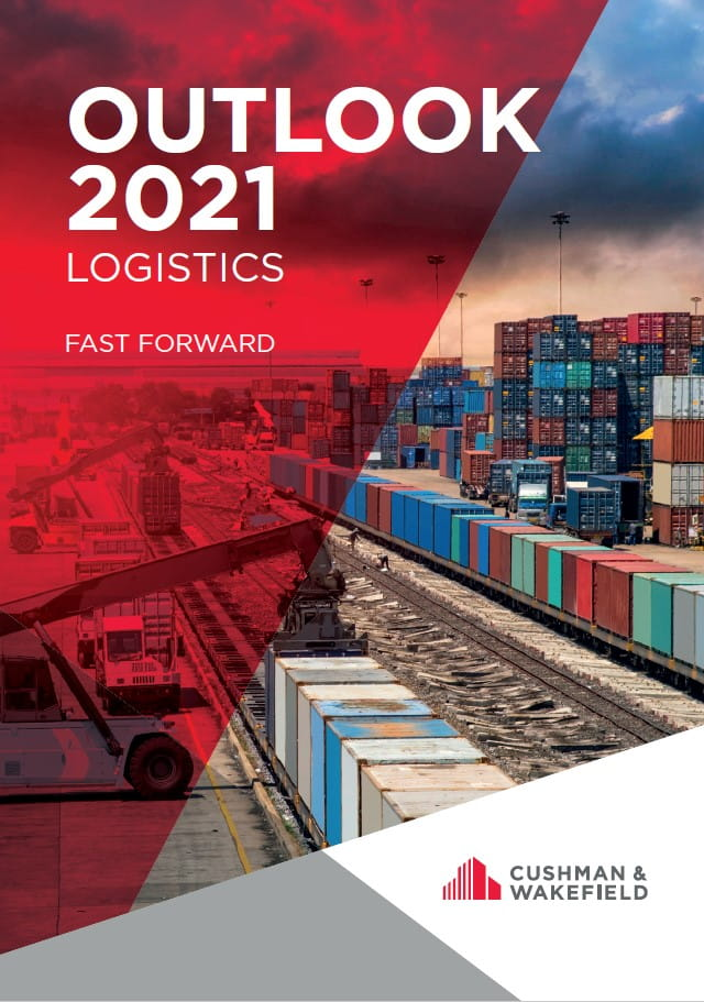 Outlook 2021 - Logistics - front cover