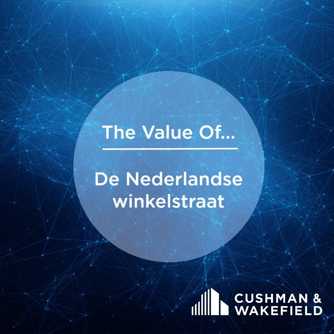 Podcast Nederlandse winkelstraat