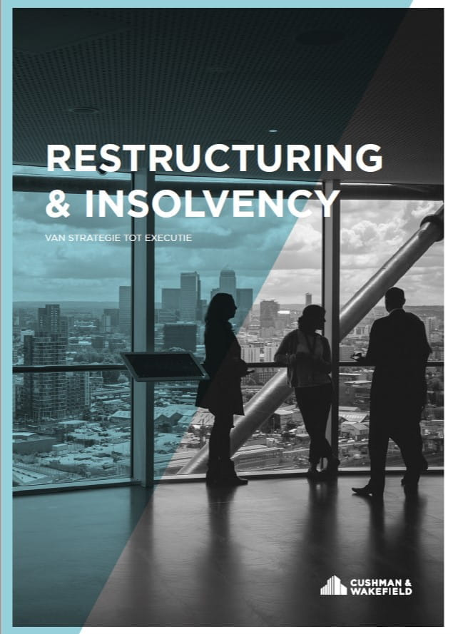 Restructuring and insolvency front cover