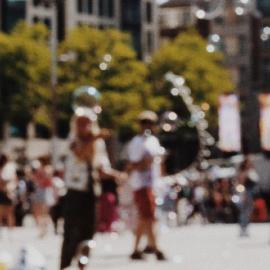 Weerbaarheid stad square