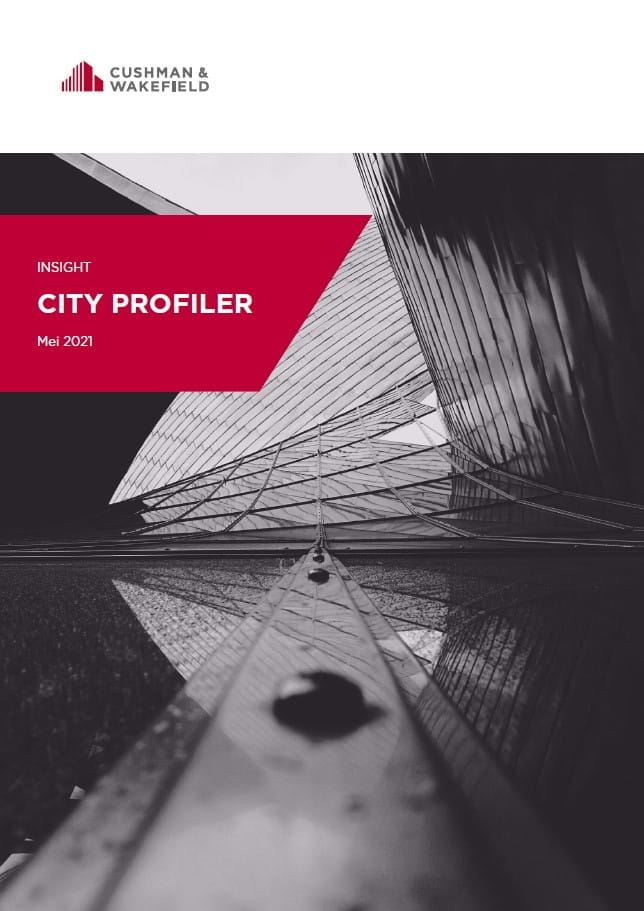What's Next front cover City Profiler