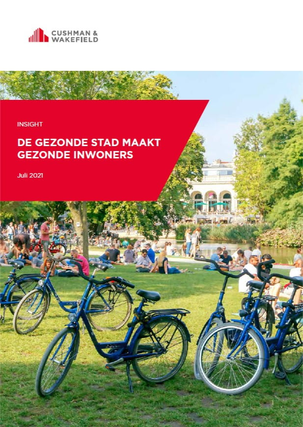Whats Next front cover de groene stad