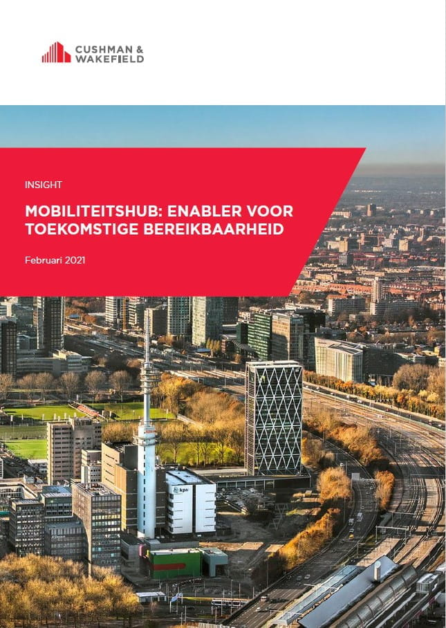 Whats Next cover Mobiliteitstransitie