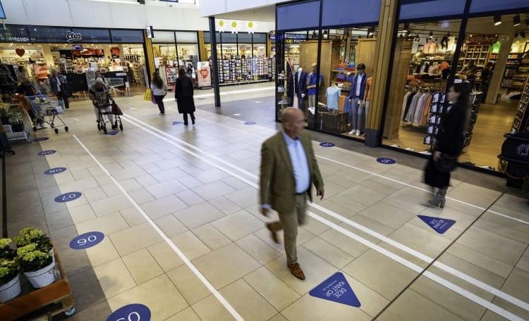 6 feet retail kerkelanden hilversum
