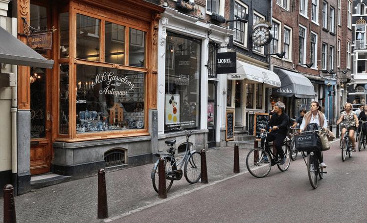 Retail Nederland Amsterdam