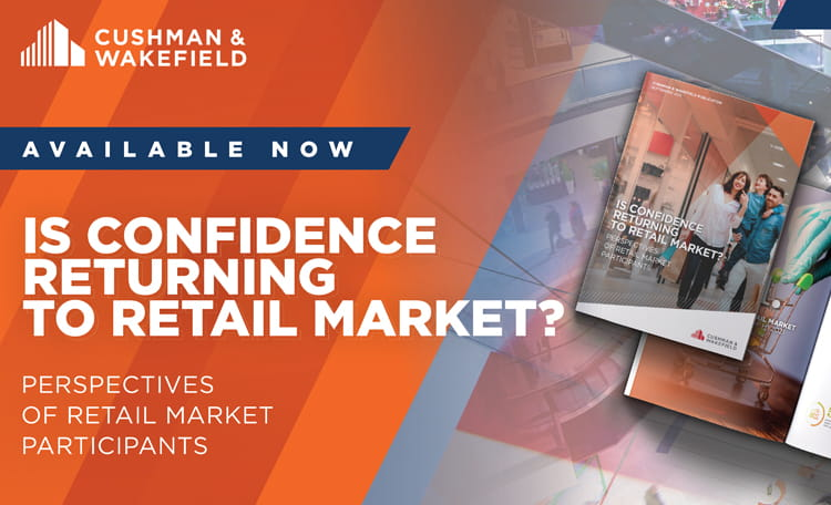 is confidence returning to retail market