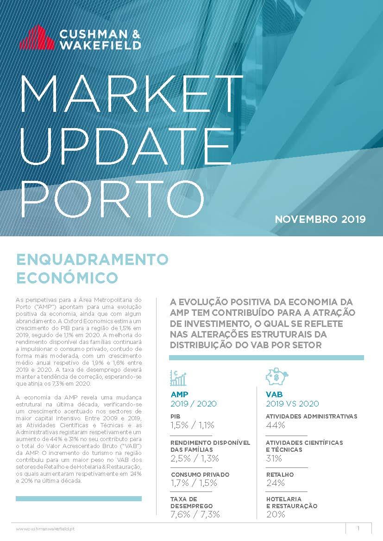 capa Market Update Porto