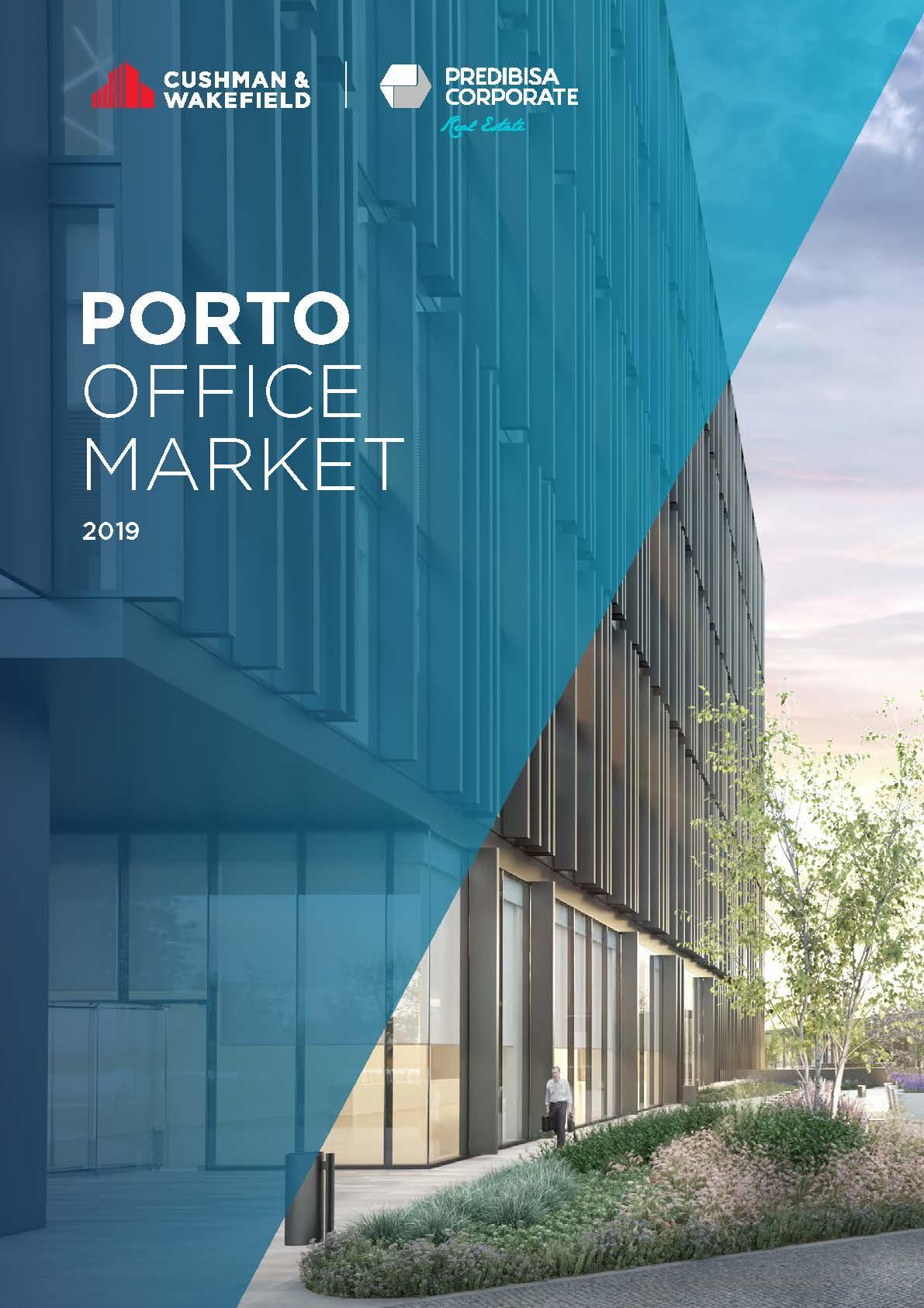 Porto Office Market report cover