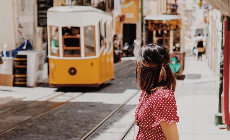 Carros eléctricos, Lisbon, Portugal