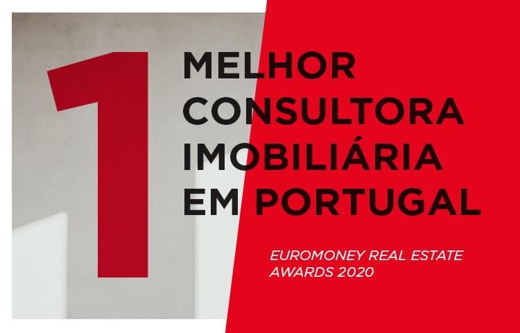 Melhor Consultora Imobiliaria em Portugal