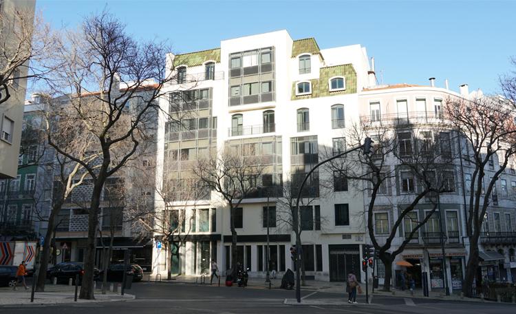 Lisboa Passos Manuel Venda