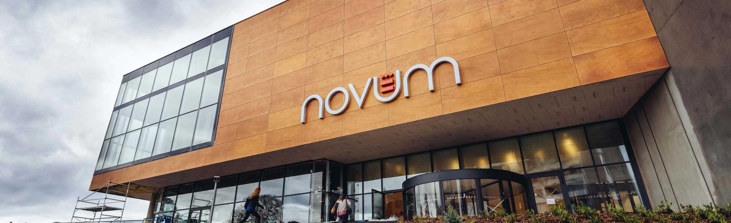 Nakupne centrum Novum Presov