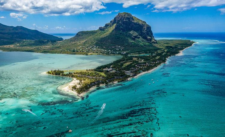 Paradis Beachcomber Golf Resort & Spa, Black River, Mauritius