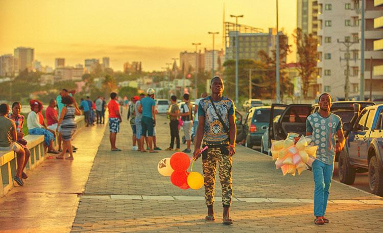 Avenida da Marginal, Maputo, Mozambique