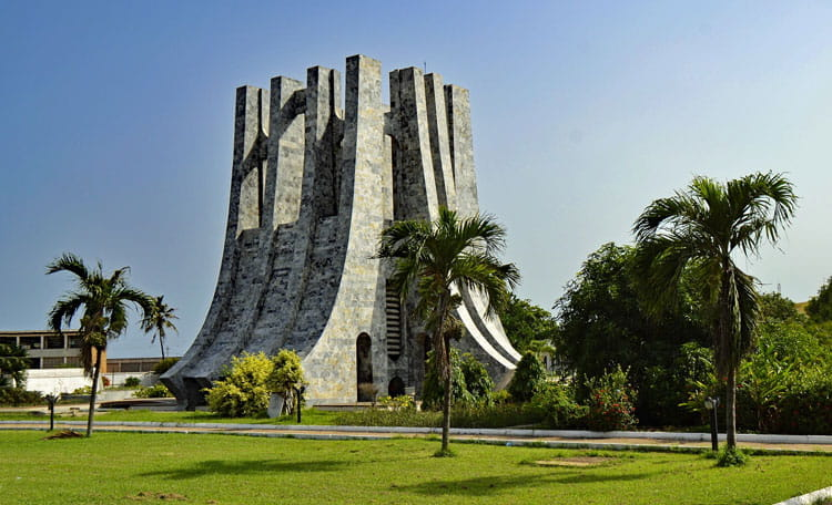 Monument Accra, Ghana