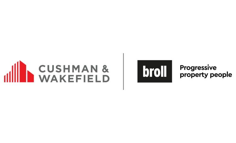 CW Broll logo