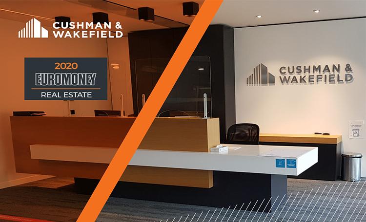 Oficina de Cushman & Wakefield