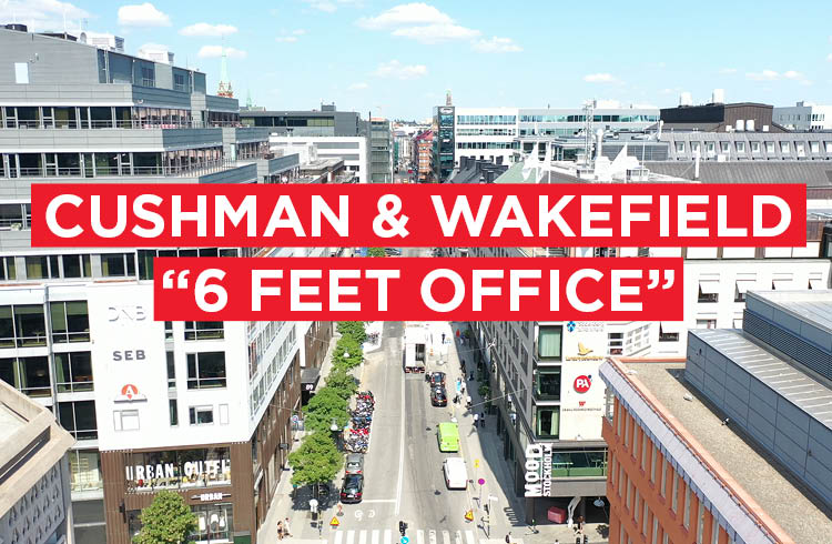 6 Feet Office Sweden video