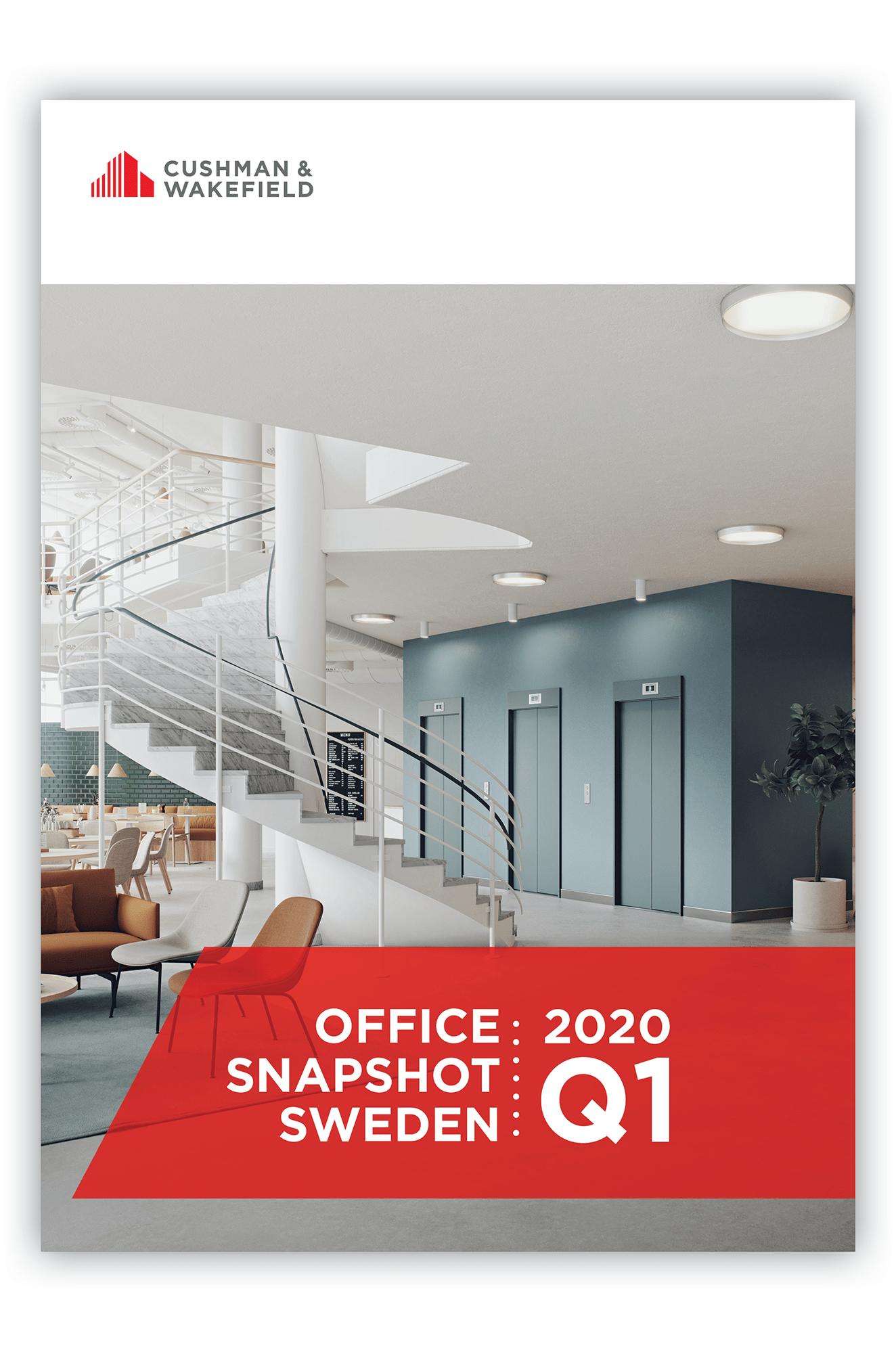 2020 Q1 Sweden Office Snapshot