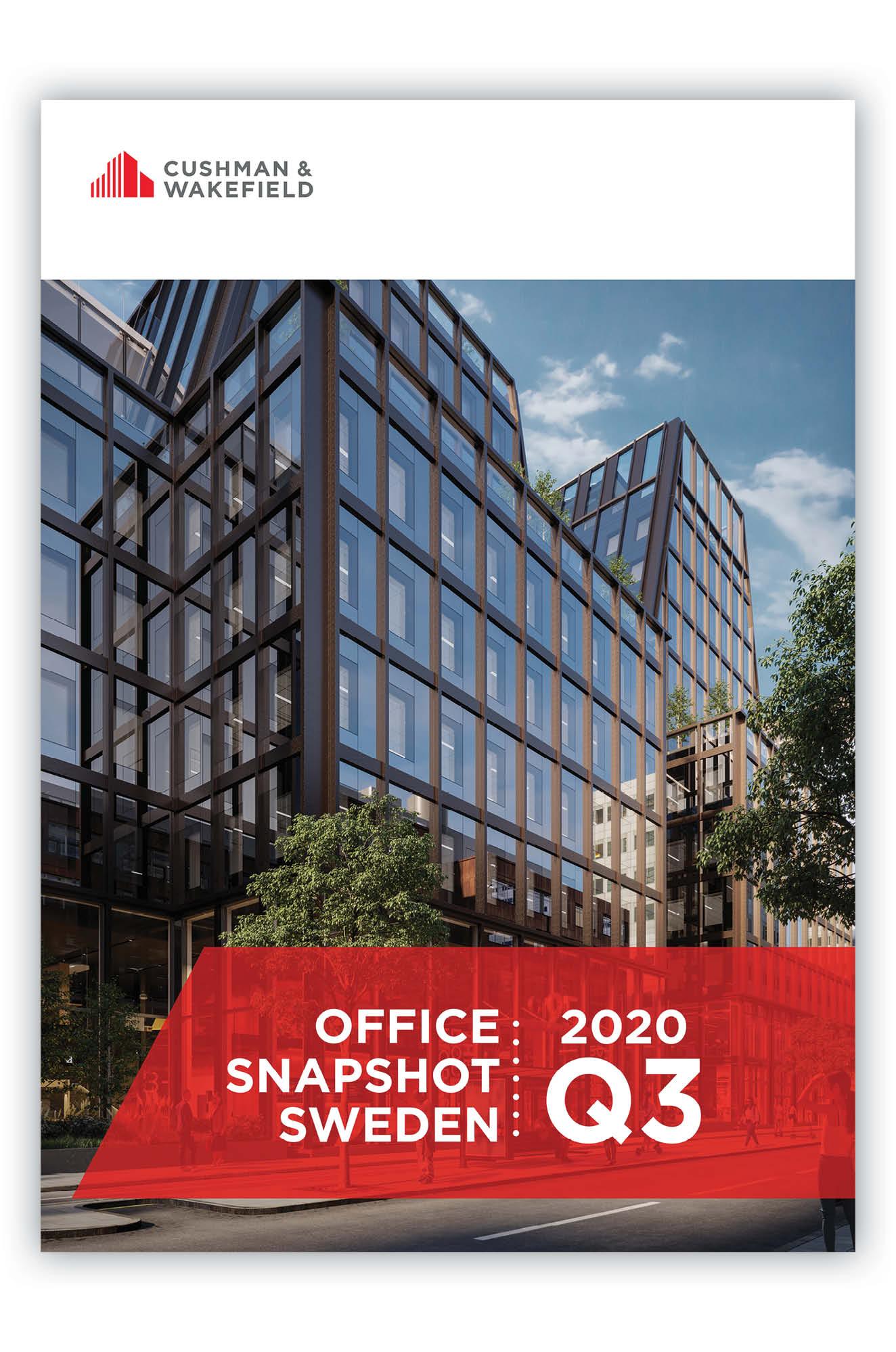 Office Snapshot Sweden Q2 2020 framsida