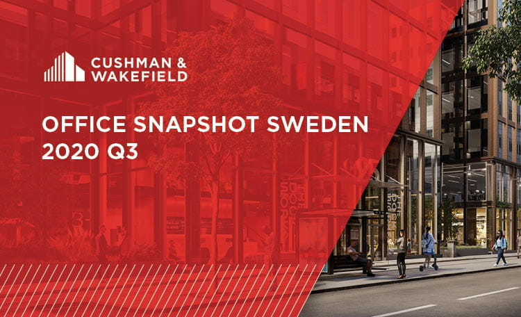 Office Snapshot Sweden Q2 2020