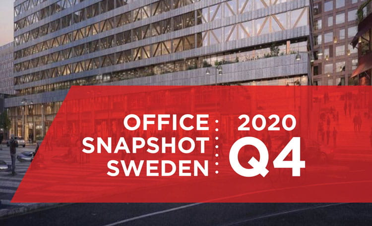 Office Snapshot Sweden Q4 2020
