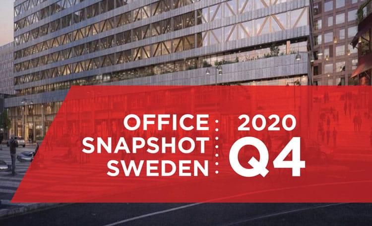 Office Snapshot Sweden Q4 2020