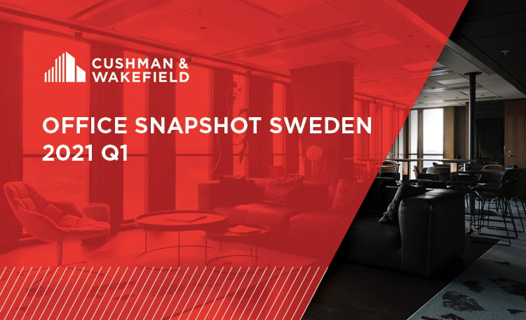 Office Snapshot Sweden Q1 2021