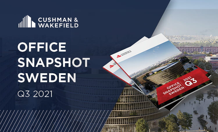 Office Snapshot Sweden Q3 2021 report