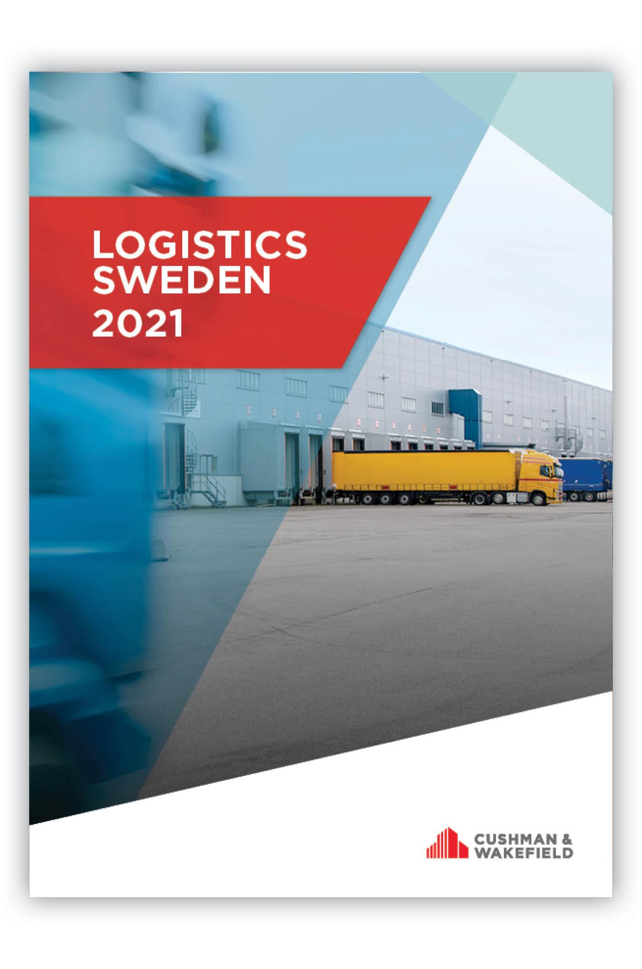 Logistics Sweden report cover