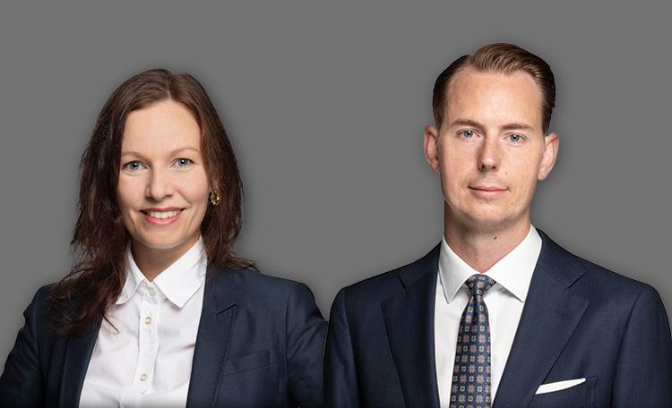 Annika Edström and Anders Elvinsson