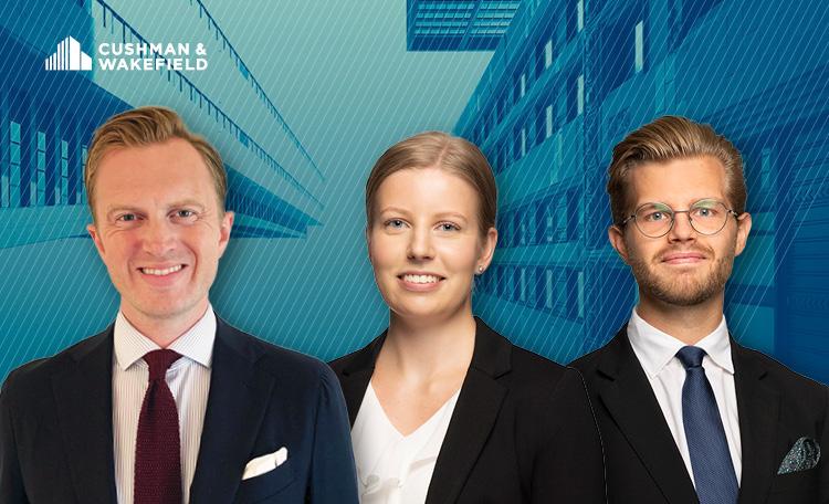 Peter W-O Berglin, Hanna Käck, Carl Axelsson