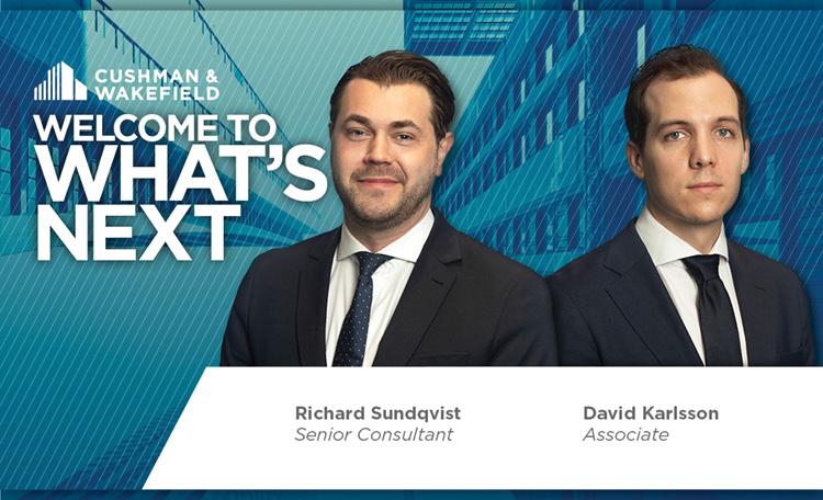 Press release Richard Sundqvist David Karlsson