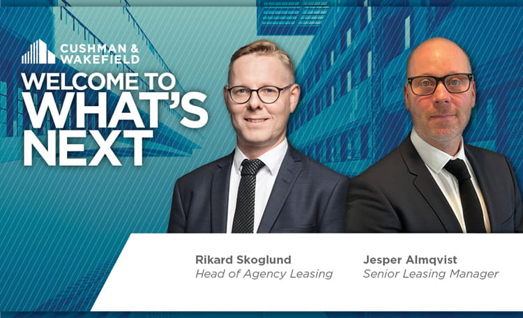 Press release Rikard Skoglund Jesper Almqvist
