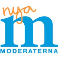 NYA Moderaterna logo