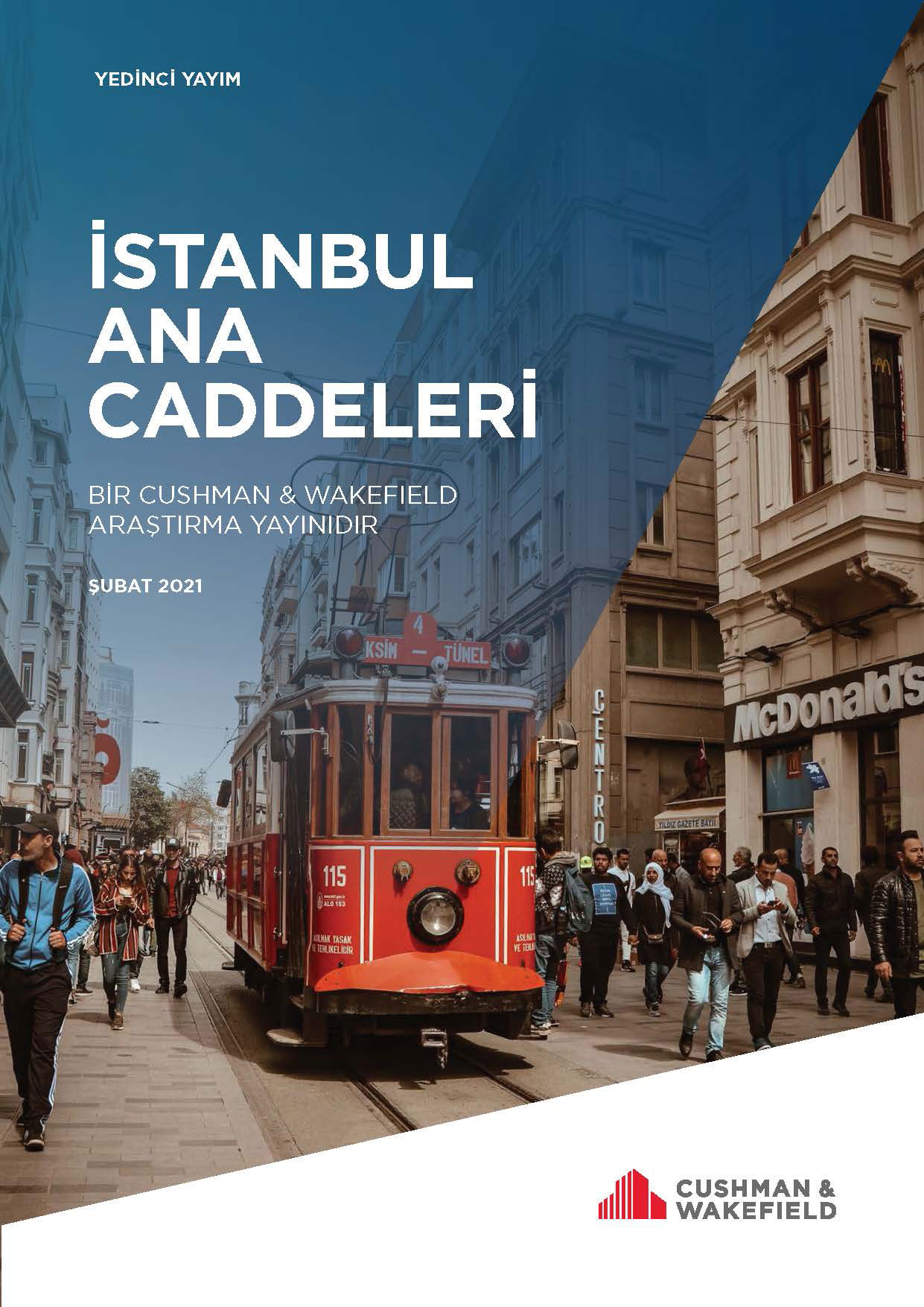 High Streets Istanbul report 2021 cover