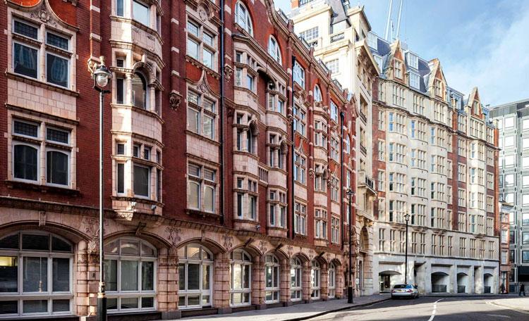 Sanctuary Buildings, London