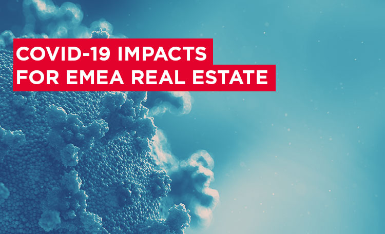foto de COVID-19 Impacts for European Real Estate | Coronavirus | Cushman ...