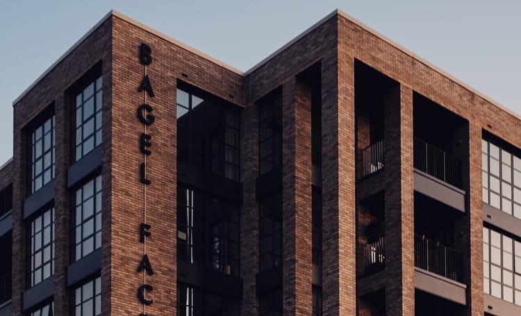 Bagel Factory Apartments, Hackney Wick, London