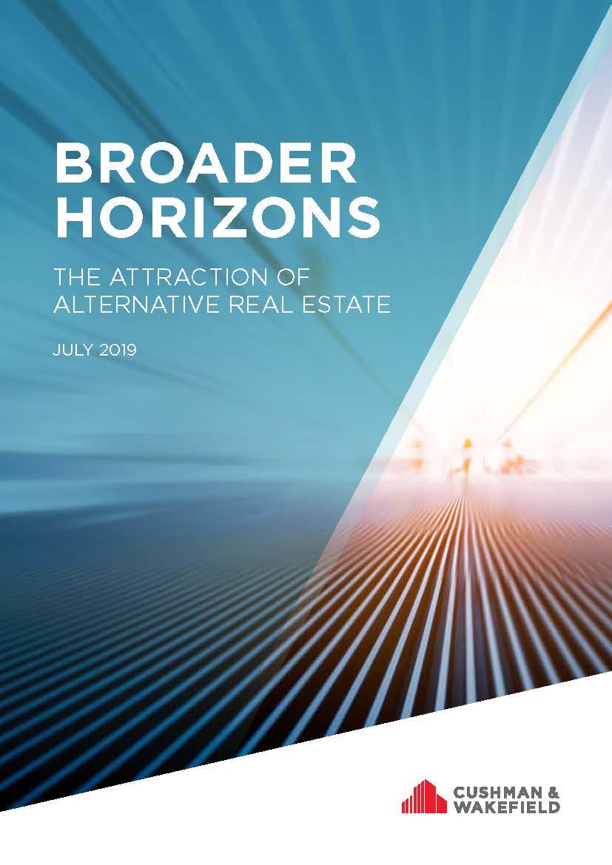 Broader Horizons alternatives report cover