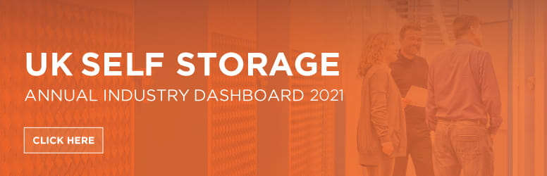 2021 self storage uk report dashboard graphic