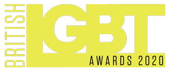 LGTB Awards 2020 logo