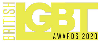 LGTB Awards 2020 logo