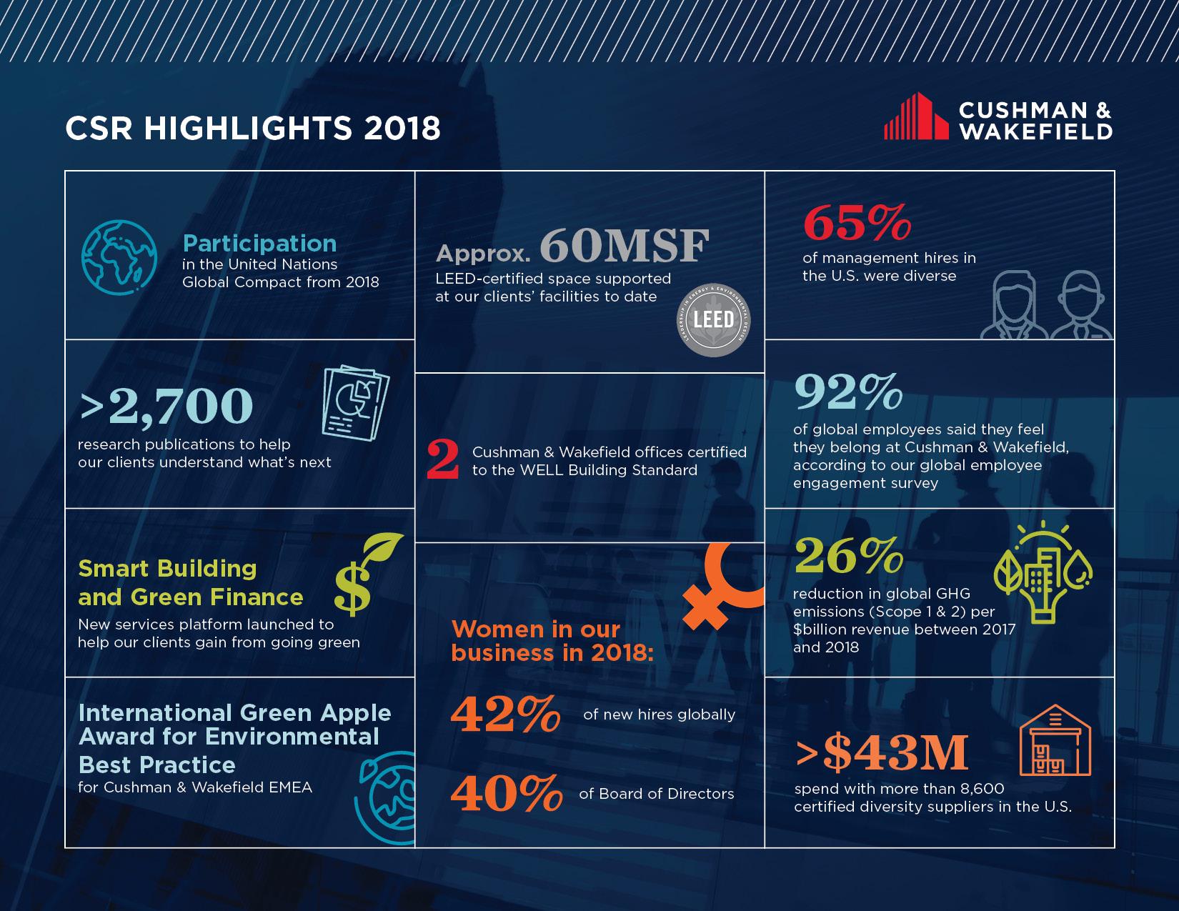 CSR Infographic (image)