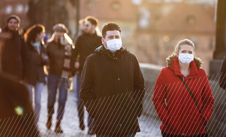 masks in public (image)