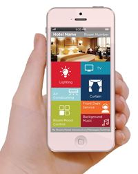 hotels app (image)