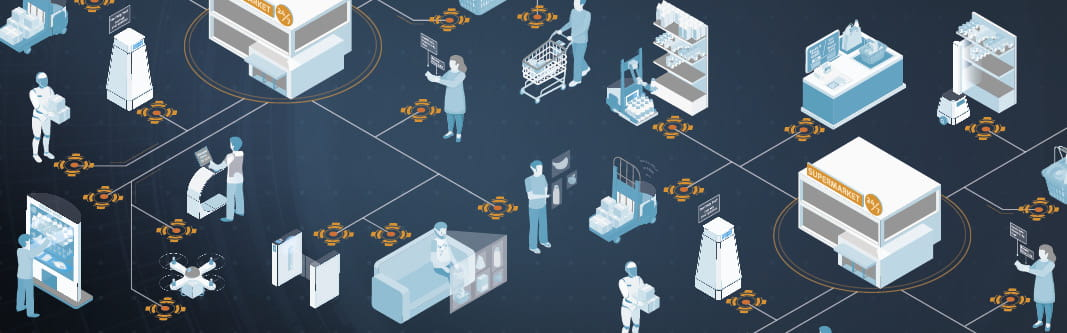 The grocery store of the future