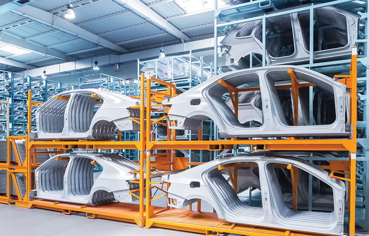 Automotive Manufacturing and Supply Chain